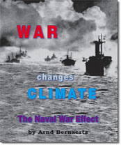 War changes Climate